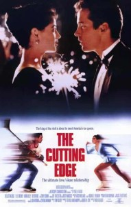 "Olympic Fever Film Series: ""The Cutting Edge"" @ Morrill Memorial Library, Simoni Room 