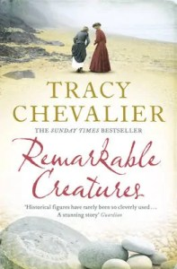 """Turn the Page Book Group - """"Remarkable Creatures"""" @ Morrill Memorial Library, Simoni Room 