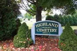 RESCHEDULED : Highland Cemetery Walking Tour with Patricia Fanning @ Highland Cemetery | Norwood | Massachusetts | United States