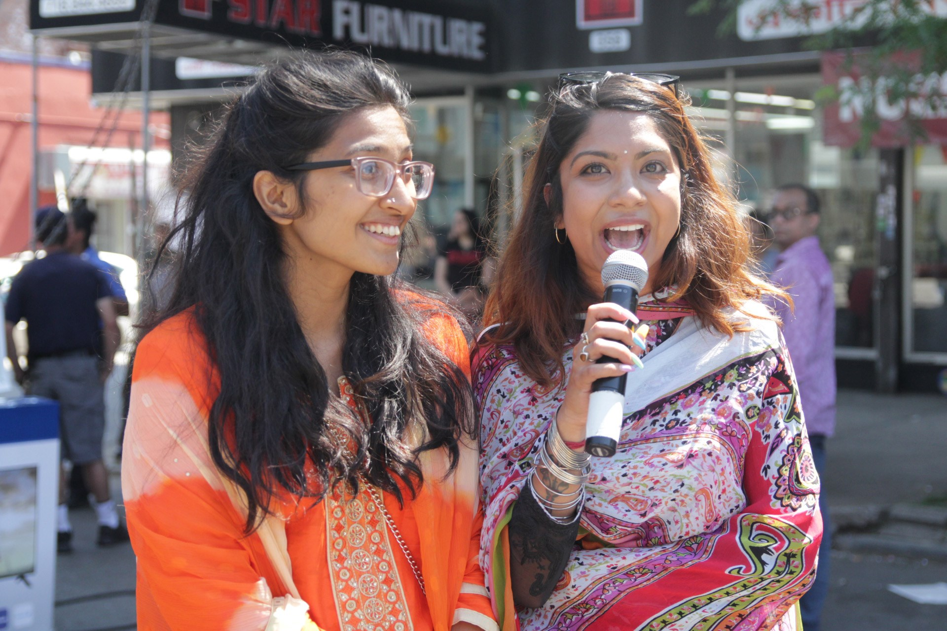A Bengali Women's Empowerment Group Walks A Tightrope in