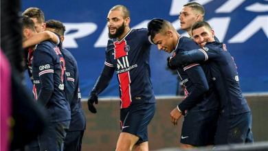 باريس سان جيرمان يفوز بدون مدرب