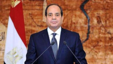 نص كلمة السيسي في عيد تحرير سيناء اليوم 25 أبريل 2021