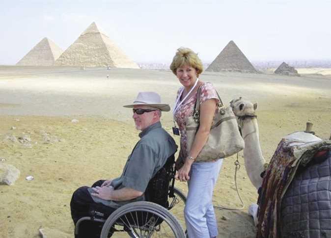 سياحة ذوي الإعاقة فى مصر
