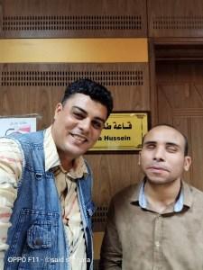 سعيد شحاتة يكتب: المدهش.. سمير سعيد الضاحك العنيف