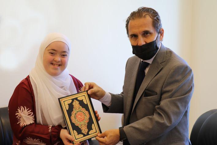 مسابقة إعلامية حول قضايا حقوق الأشخاص ذوي الإعاقة بالأردن