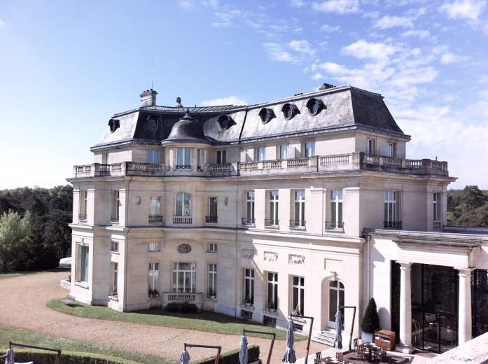 Château Hôtel Mont Royal Chantilly