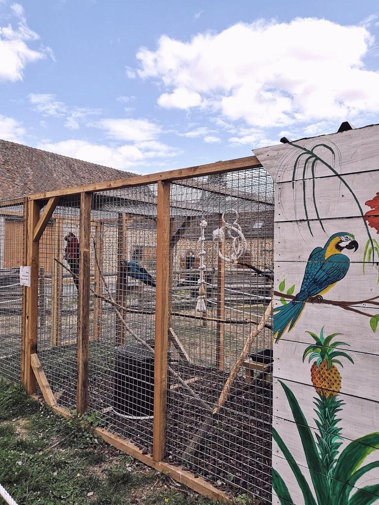 Zoo refuge La Tanière