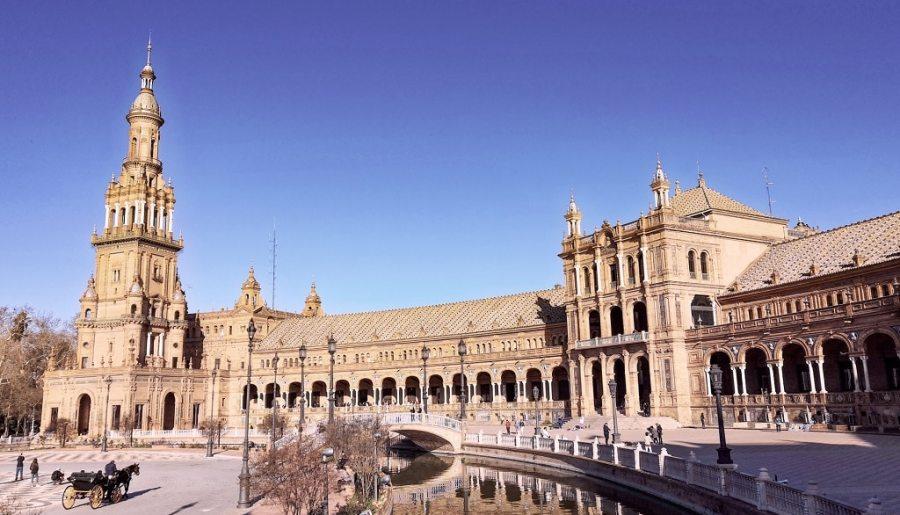 Plaza de Espana Séville