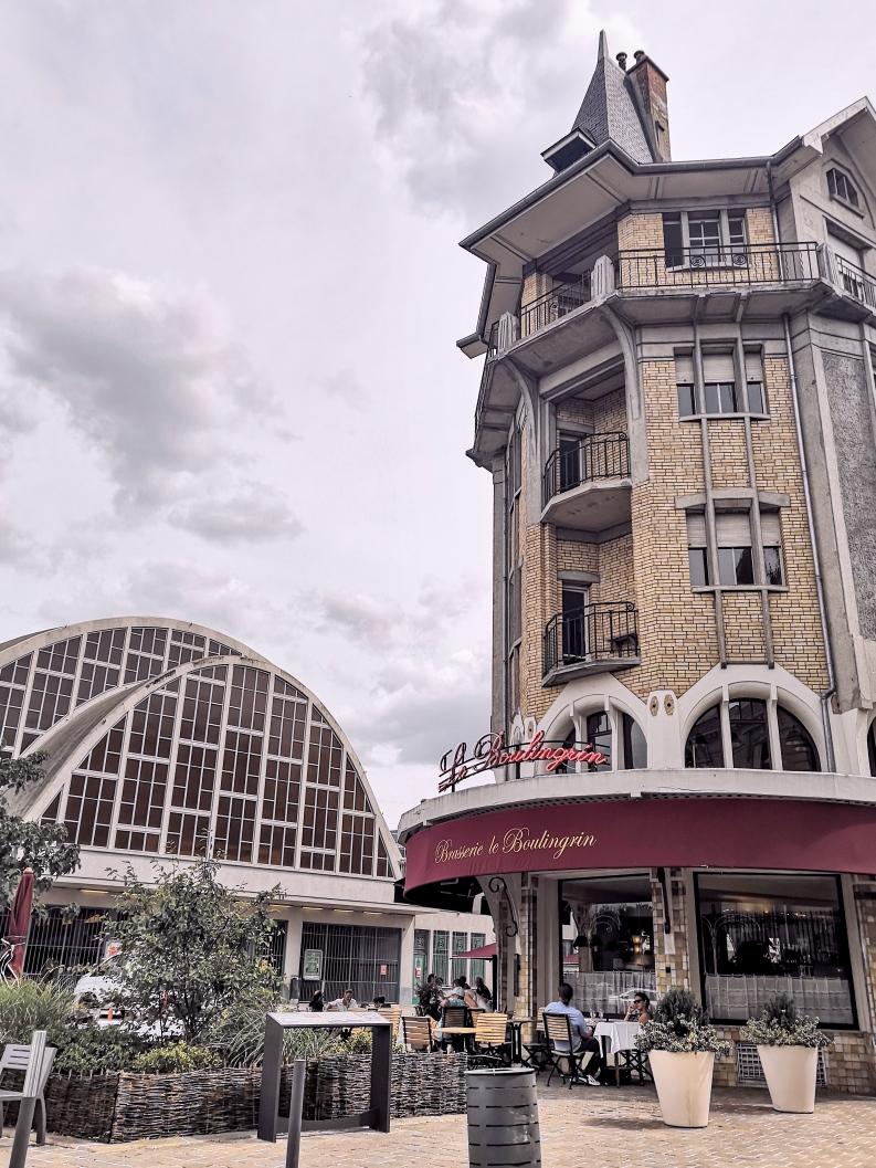 Halles du Boulingrin Reims
