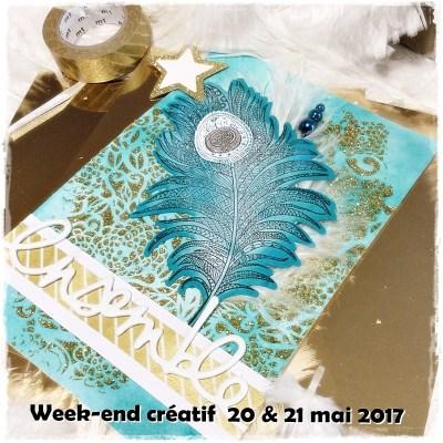 Weekend créatif 2017 - Saint-Benoît