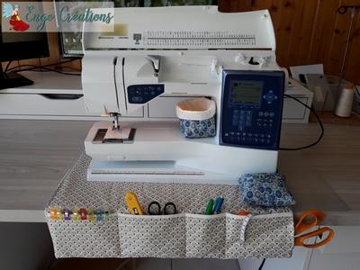 Tapis de couture pour ma machine à coudre