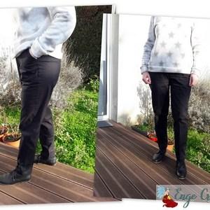 Pantalon Juniper noir