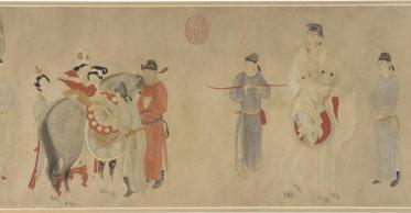 Yang_Guifei_Mounting_a_Horse
