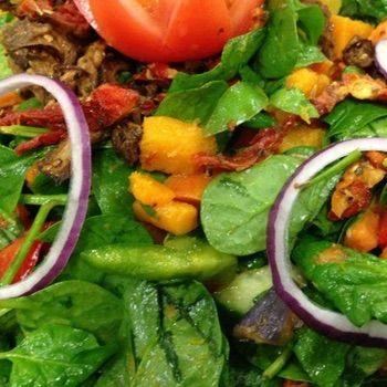 Spinach-and-Roast-Veg