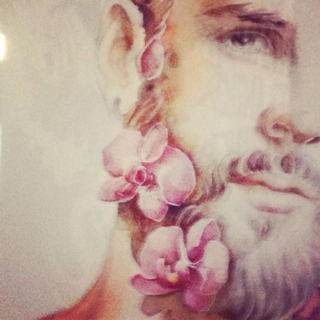Beards of Eden-Salem Beiruti