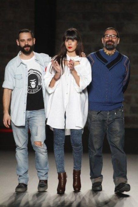 Ángel, Verónica y César-Brain&Beast