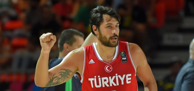 Mundial Baloncesto-Cenk AKYOL