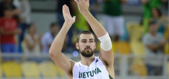 Mundial Baloncesto-Jonas VALANCIUNAS