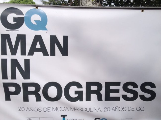 MAN IN PROGRESS: 20 años de moda masculina