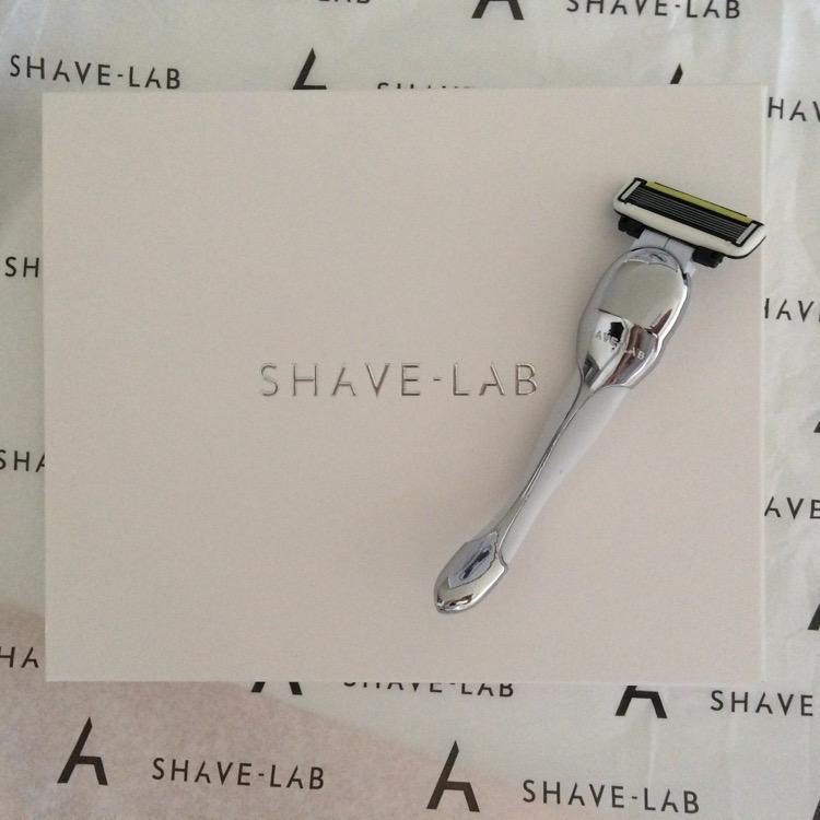 Maquinilla de afeitar Shave-Lab: pura elegancia!