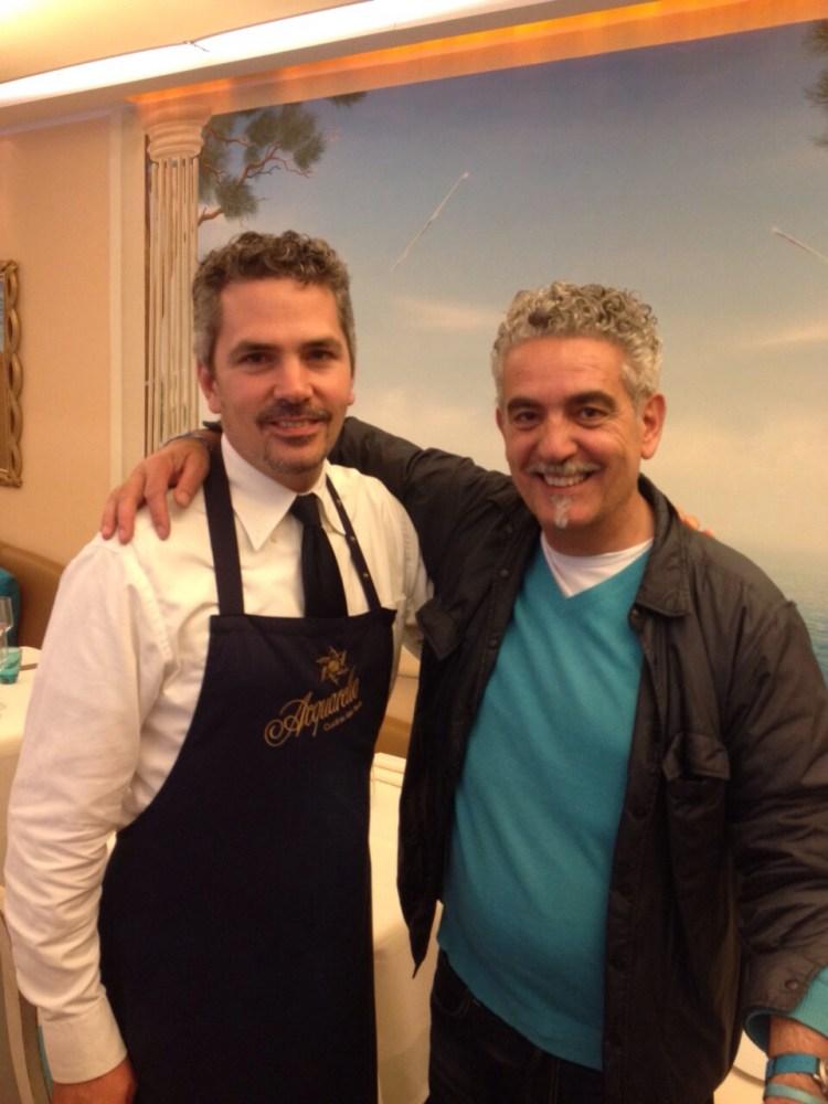 Mario Gamba meets Javier Bonet