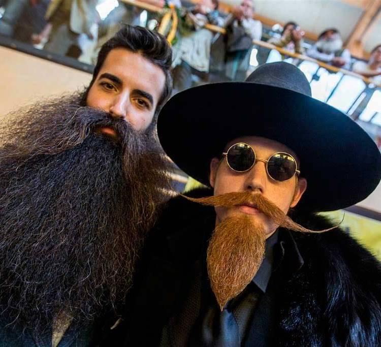 2015 World Beard and Moustache Championships