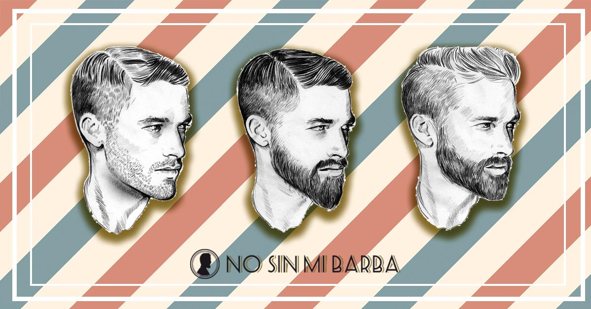 Los 3 estilos de barba que m s lo petan no sin mi barba for Estilos de barba sin bigote