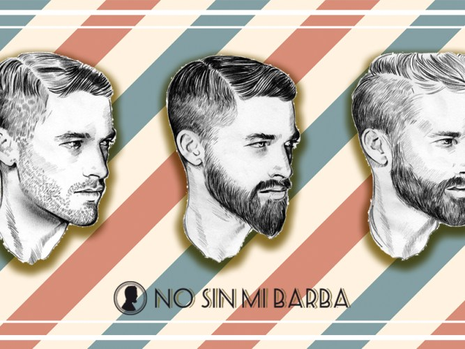 Los 3 estilos de barba que más lo petan - No sin mi barba