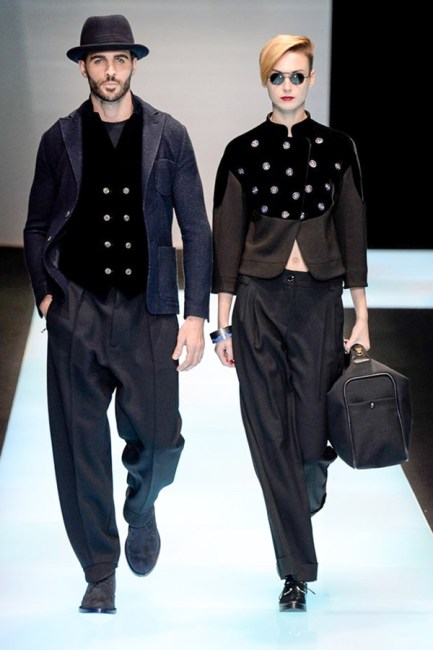 Giorgio Armani - Milano Fashion Week
