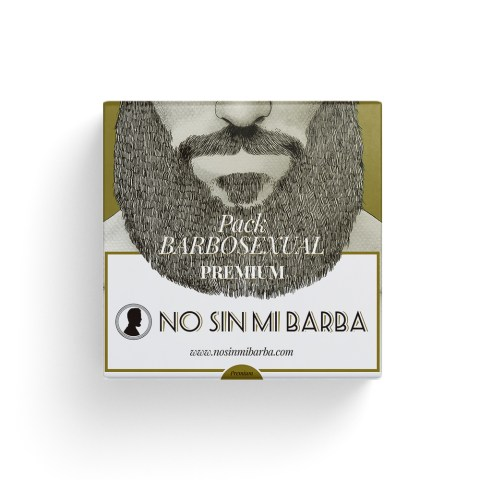 Pack BARBOSEXUAL PREMIUM - No sin mi barba