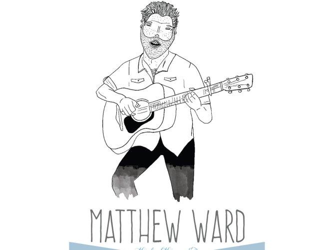 Matthew Ward - The Lighthouse EP