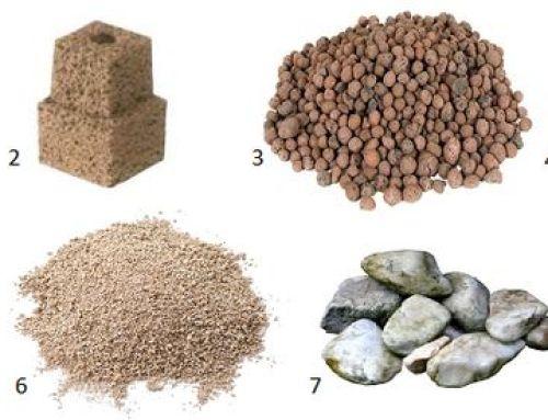 7 Different Types Of Hydroponic Grow Medium