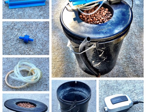 How To Build A 5 Gallon Hydroponic Bucket