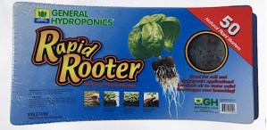 How To Use Rapid Rooter Plugs To Germinate Seeds