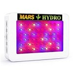 mars hydro 350 watt grow light review