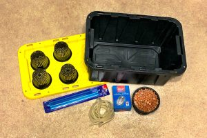 How To Build A Simple DWC Hydroponic System
