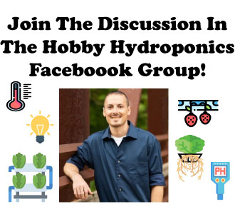 hobby hydroponics facebook group