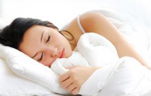 Cómo mejorar nuestro sueño. Soñando una Alimentación sana