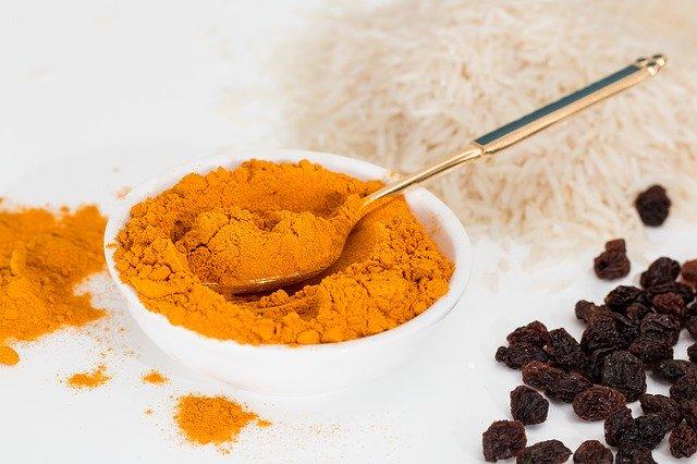 Curry para adelgazar