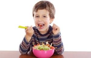 Trucos y consejos para que los niños coman verduras