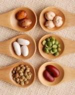 El top ten de los alimentos más ricos en Fibra dietética