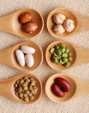 los alimentos más ricos en Fibra dietética