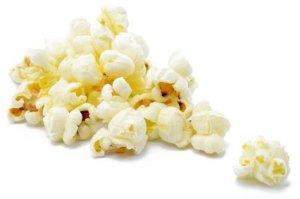 Palomitas de maíz: Fibra contra el estreñimiento