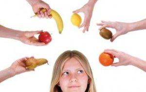 La Dieta en los Niños obesos. Recomendaciones para obesidad infantil.