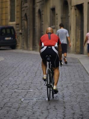 Súbete a la bicicleta y despídete del sobrepeso