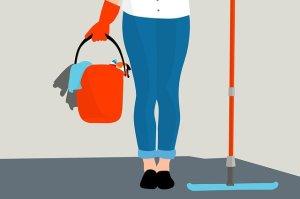 ¿Cuántas Calorías se  queman con las Tareas Domésticas?  Quemar 1000 calorías en un día