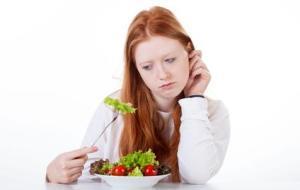 Consecuencias de una dieta desequilibrada. Efectos de las dietas mal balanceadas