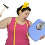 Cómo Perder Peso sin Apoyo. Adelgazar sin el apoyo de familia y amigos