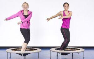 Ejercicios con Trampolín o Brincolín ¿Saltar en trampolín adelgaza?