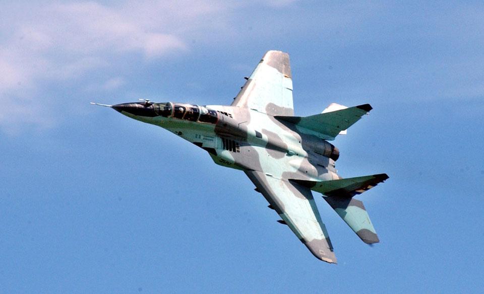 O MiG-29 é o principal caça da Força Aérea de Cuba. O país tem quatro unidades em operação